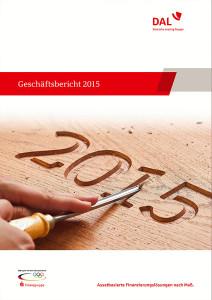 Geschäftsbericht 2015 der DAL