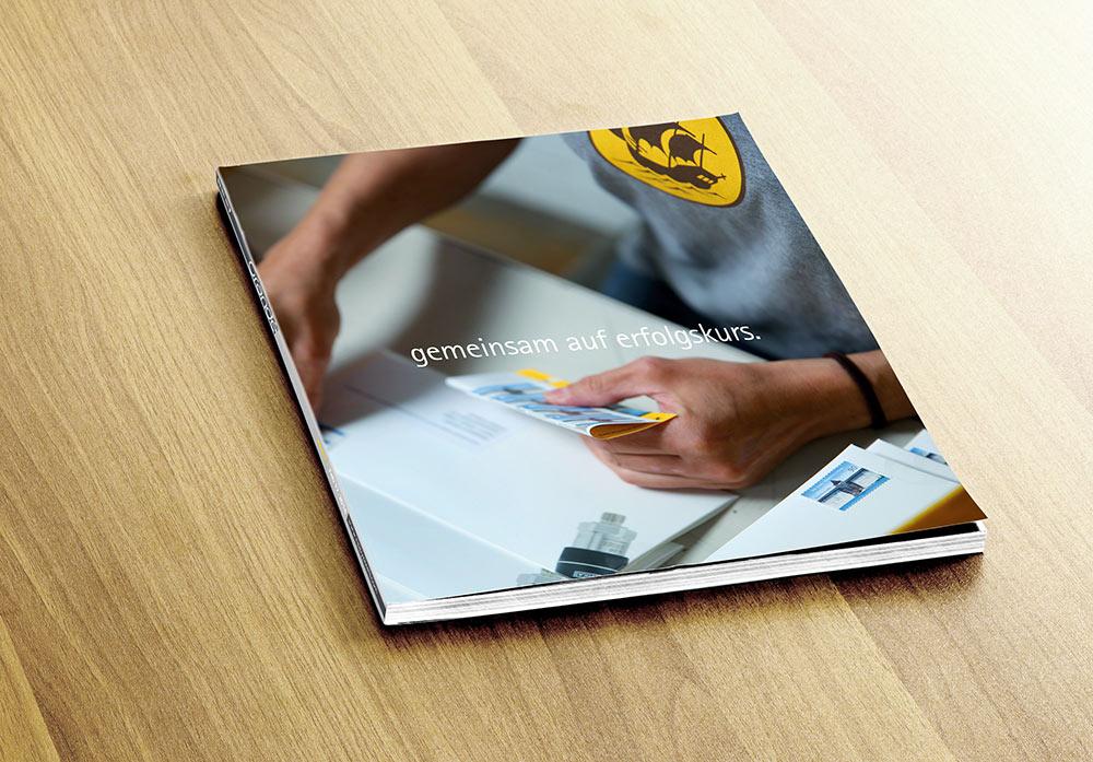 Mitarbeiterkommunikation: Förderung von Stolz, Identifikation, Motivation.