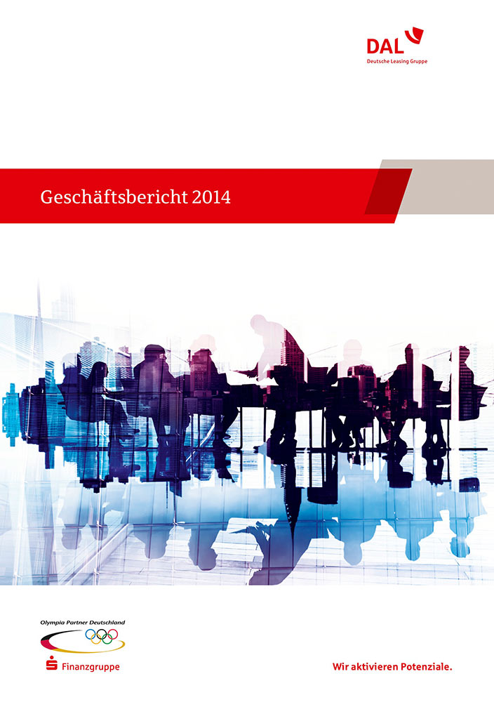 Geschäftsbericht 2014 der DAL