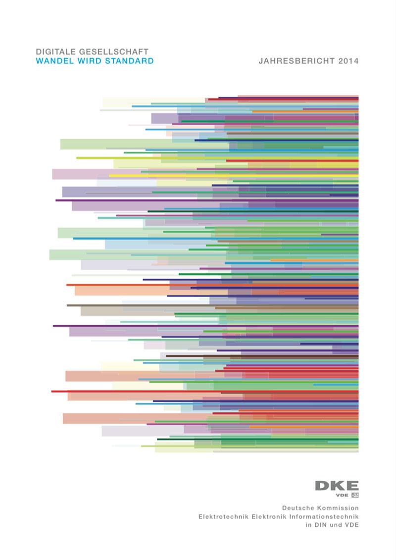 DKE Jahresbericht 2014
