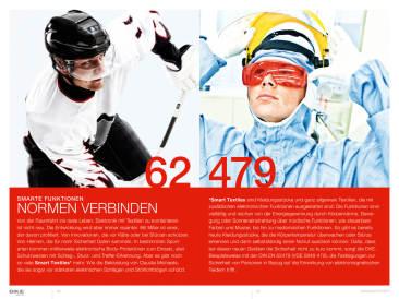 """Jahresbericht 2013 für die DKE. """"Normen verbinden."""""""