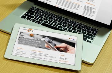 Website für Initiative EEBus e.V.