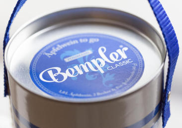 "Packungsdesign ""Bempler Classic"""