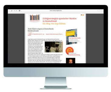 Unser Blog www.marca-espana.eu
