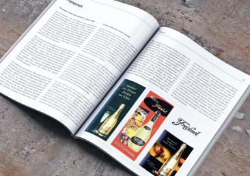 Studie und Buch zu spanischen Marken in Deutschland. Autor: Ingo Rütten