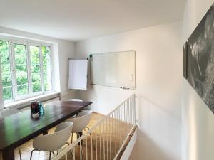 Agentur-Meetingraum