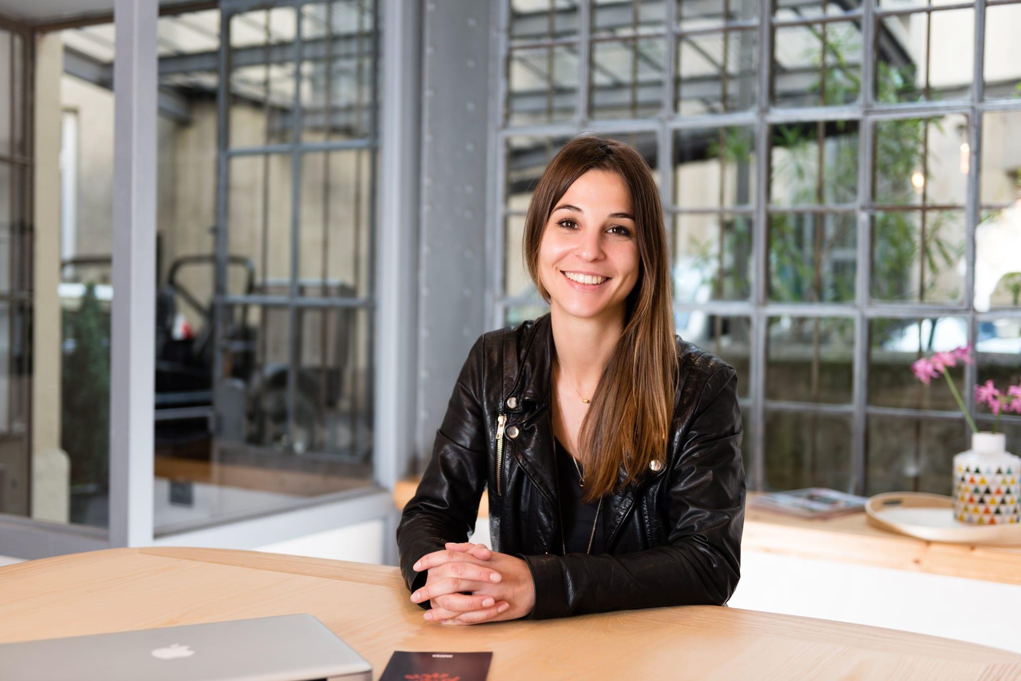 Eva Lichner, Gründerin des Coworking-Space MATES.