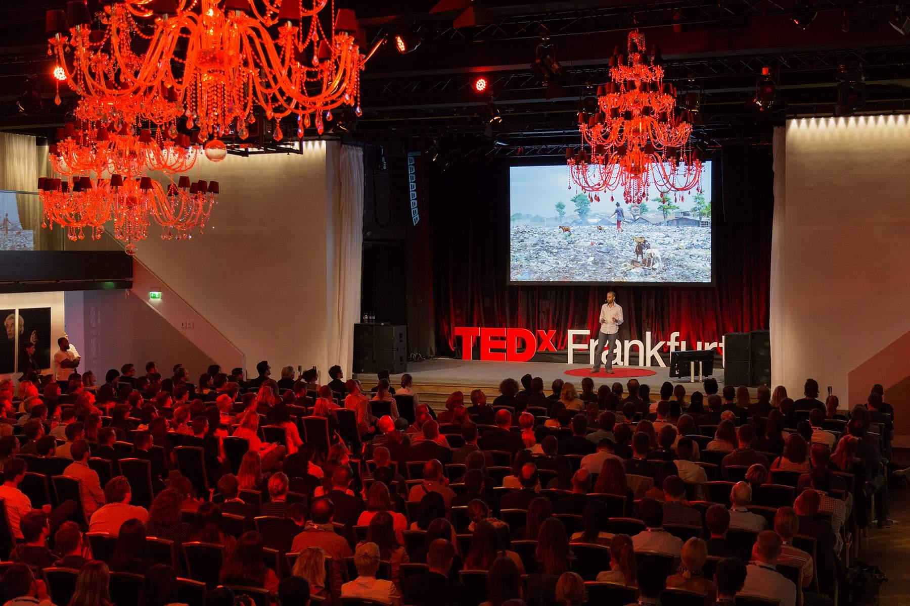 Vortrag auf dem Tedx